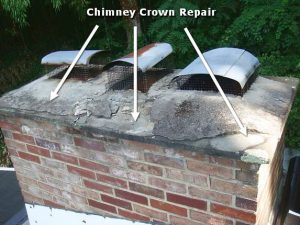 Chimney Crown Repair Boca Raton Chimney Repair