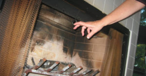 What Is A Damper In The Fireplace Boca Raton Chimney Repair