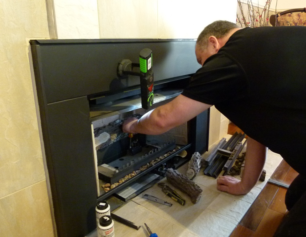 gas fireplace technician. Gas vs Wood Fireplaces  Fireplace Service and Repair Propane Boca Raton Chimney